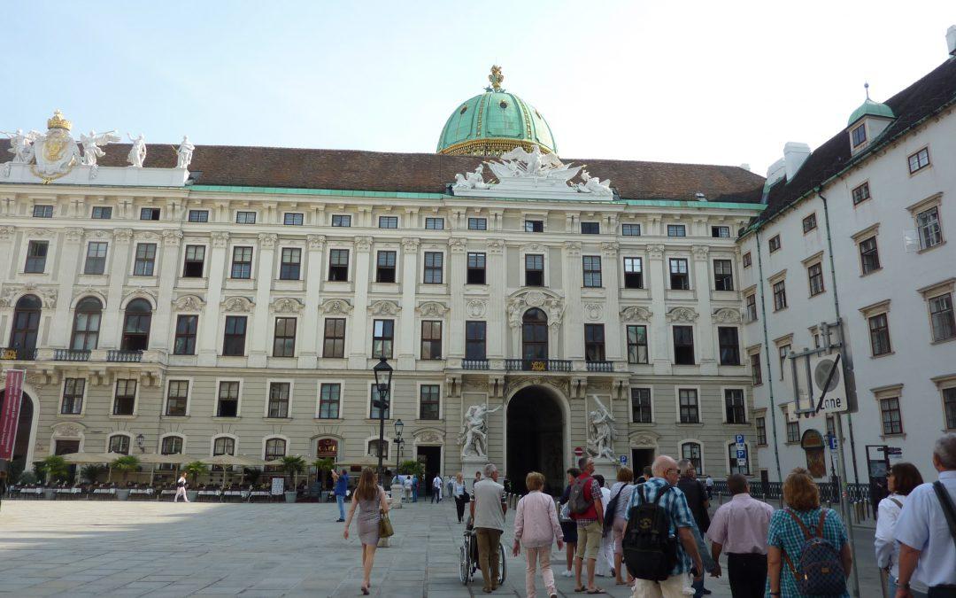 Familienfahrt nach Wien