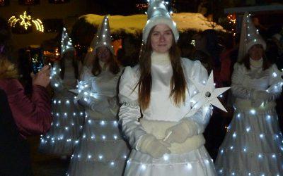 Wunderbarer Weihnachtsmarkt Bad Hindelang