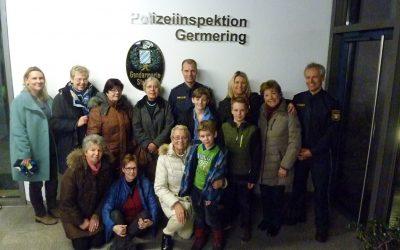 Besuch der PI Germering