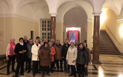 Besuch der Schack-Galerie