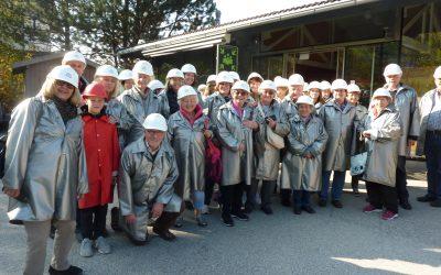 Besuch des größten Silberbergwerk des Mittelalters
