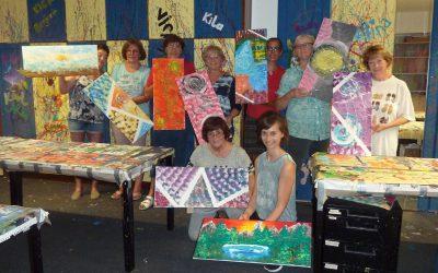Frauen-Union zu Besuch bei JolakreARTiv