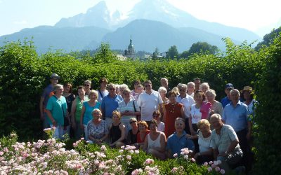Fahrt der FU Germering nach Berchtesgaden.