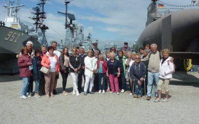 Familienfahrt nach Wilhelmshaven