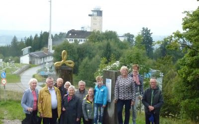 Frauen-Union-Germering am Hohenpeissenberg