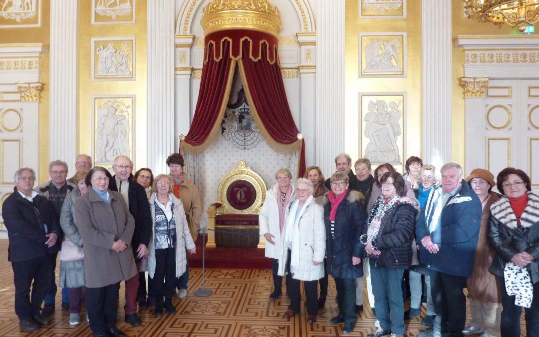 Frauen-Union besucht die Residenz München